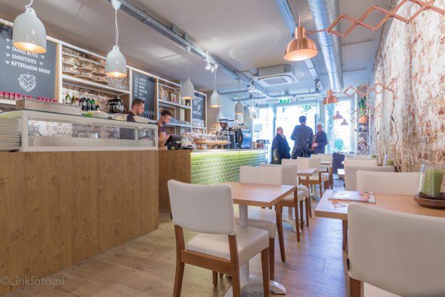 Barista Cafe Haarlem