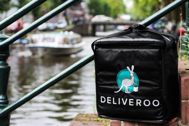Deliveroo Haarlem