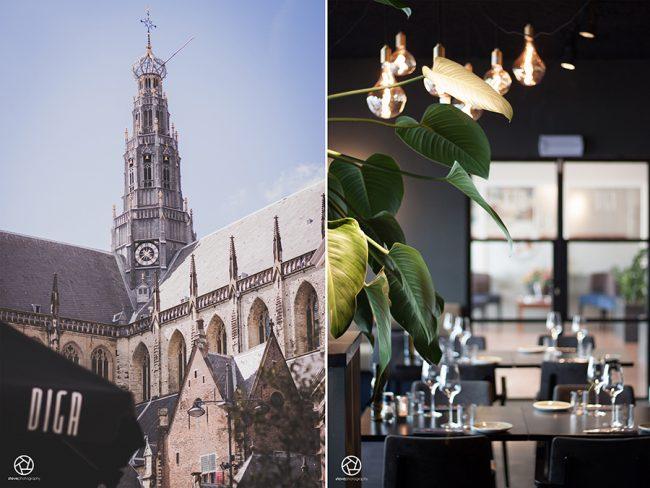 Diga restaurant Haarlem 01