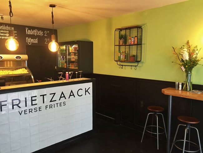 Frietzaack-Haarlem