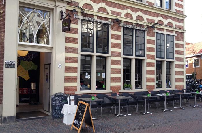 Gevel-Hofje-Zonder-Zorgen-Haarlem