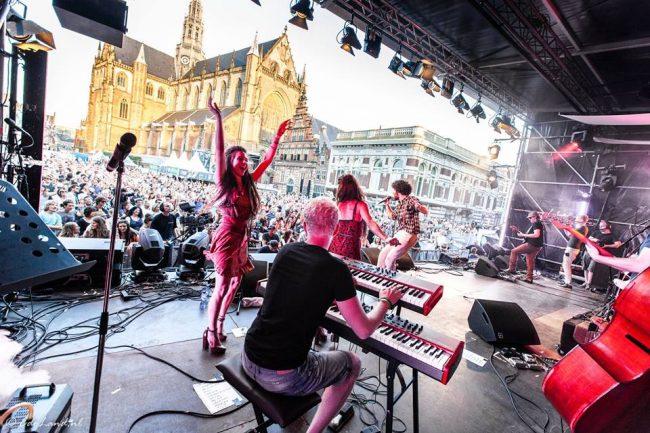 Haarlem Jazz 2014 1