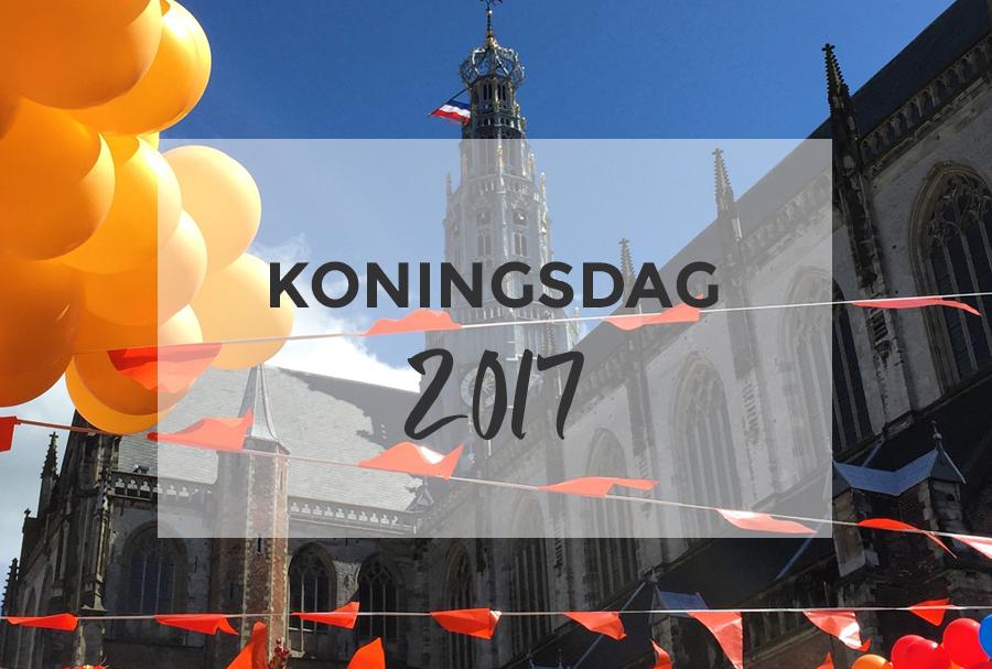 Koningsdag Haarlem 2017