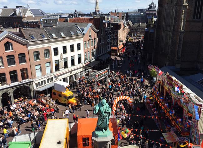 Koningsdag-Haarlem-1