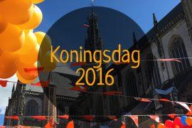 Koningsdag-Haarlem