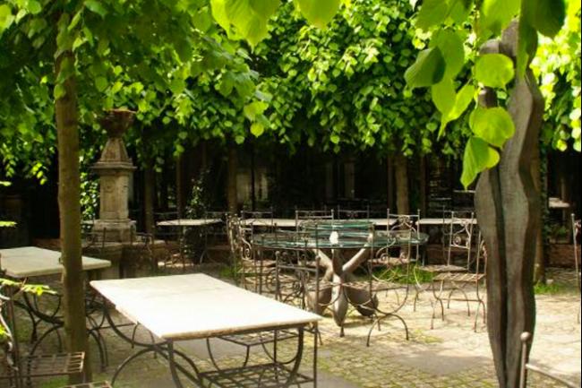 8x verborgen terrassen haarlem city blog - Dakterras restaurant ...
