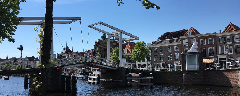 Slapen in Haarlem