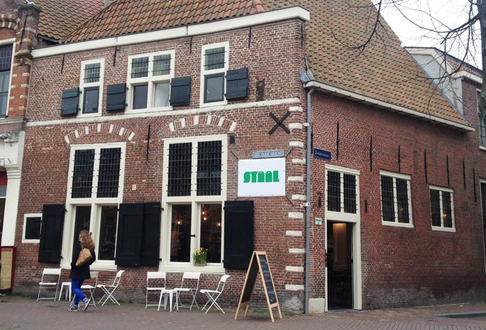 Staal-Haarlem-gevel