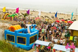 Strandverblijf Zandvoort 1