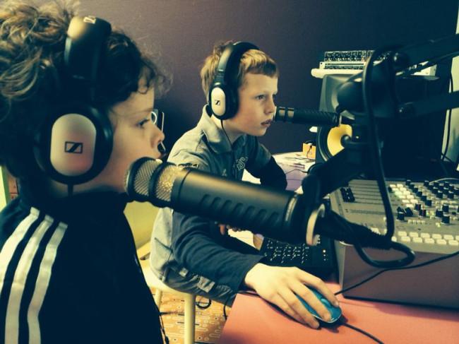 radio maken